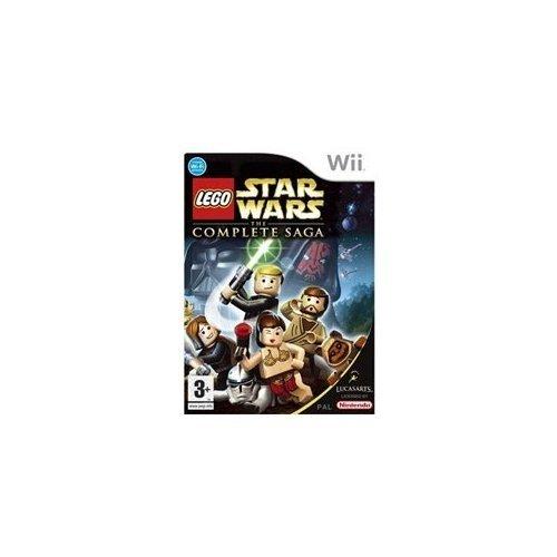 Lego Star Wars Complete Saga Nintendo product image
