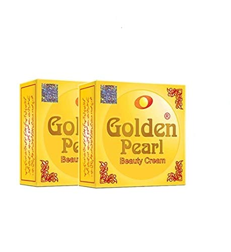Golden Pearl Beauty Cream With Postage Pack Of 2 Amazon In Beauty