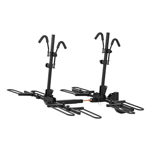 Curt Manufacturing CURT 18086 Tray-Style Hitch-Mounted Bike Rack