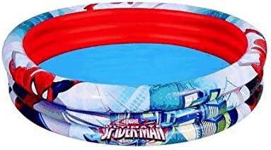C&C Piscina Hinchable 152 x 30 cm Spiderman Playa Idea Regalo ...