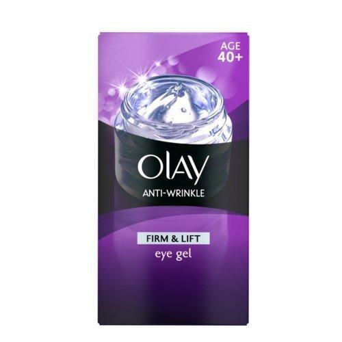 Olay Anti-Wrinkle Firm & Lift Moisturiser Eye Gel by Olay (English Manual)