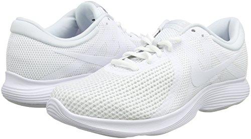 Chaussures 4 Pour Blanc Course Revolution Homme De Nike Eu OOCqp4F
