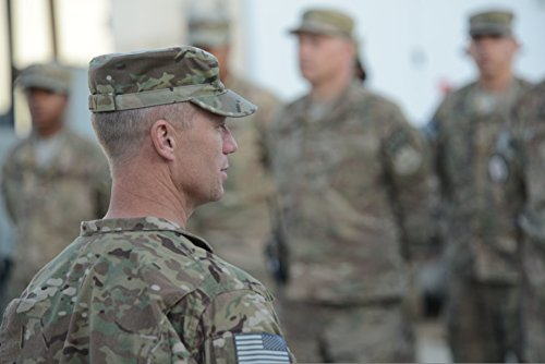 Home Comforts U.S. Air Force Brig. Gen. Mark D. Kelly, Foreground, The Commander The 455th Air Expeditionary Wi