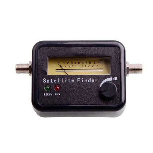 satellite signal finder meter for sat dish lnb directv home tv bestsellers. Black Bedroom Furniture Sets. Home Design Ideas