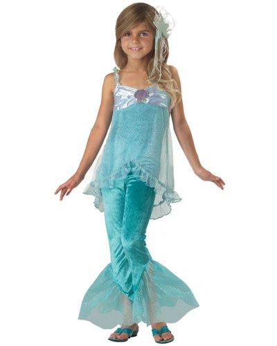 Child Mischievous Mermaid Costume (Mischievous Mermaid Child Costume - Small)