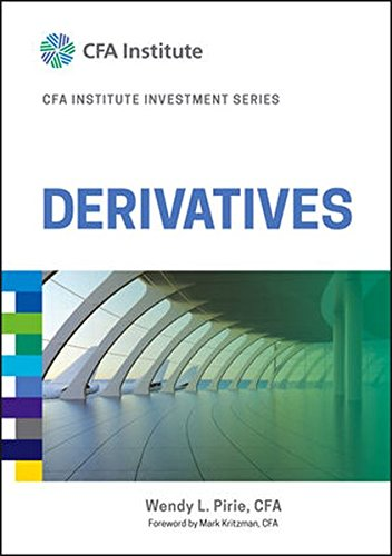 Derivatives (CFA Institute Investment Series) by WILEY