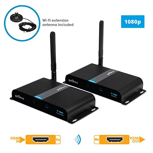 Wireless Transmitter Receiver Kit - 6