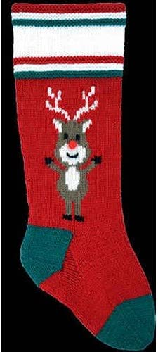 DooLallies Christmas Stocking Kit Santa with Tree