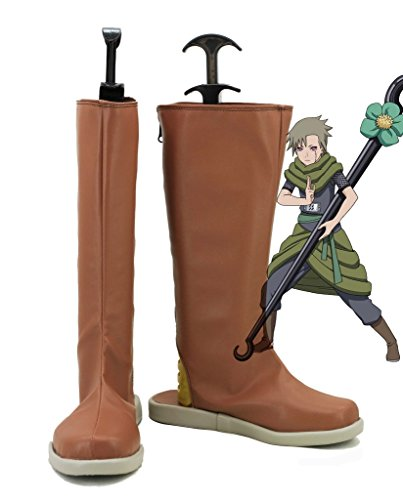NARUTO OL Isobu Isobu Custom OL Anime Boots Shoes NARUTO Cosplay Made Anime r66O7q
