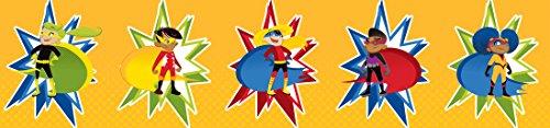 - Carson Dellosa Super Power Super Kids Straight Borders (108239)