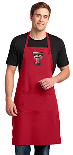 Large Texas Tech Mens Apron or Womens Aprons