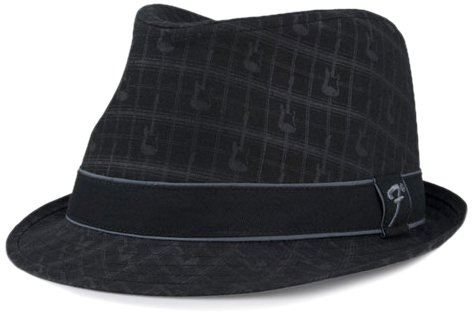 Fender Axe Plaid Fedora, Small/Medium