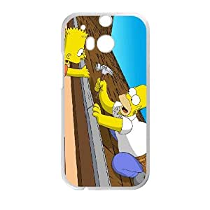HTC One M8 Phone Case Homer Simpson's SA84211