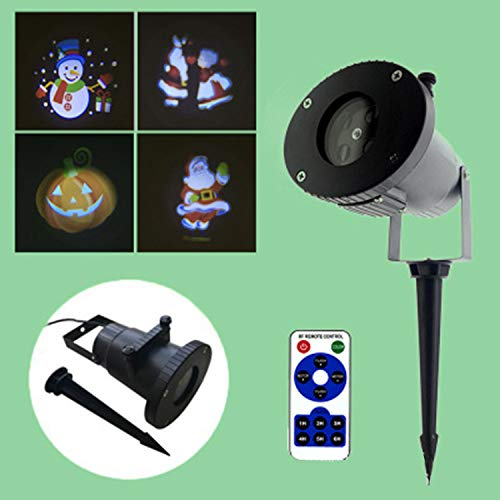 LOVEPET Led Projection Light Effect Light Christmas Halloween
