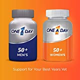 One A Day Women's 50+ Multivitamins, Supplement