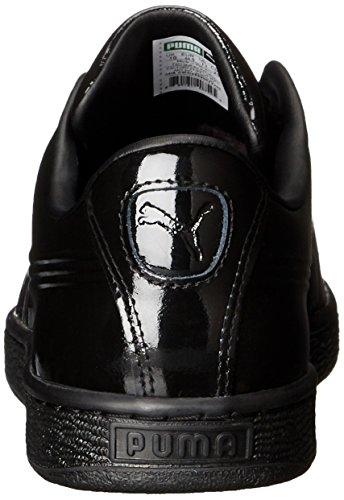 Black Emboss Fashion Basket Sneaker Puma Patent Men's Classic PUMA 48xCwqHFOn