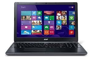 "Acer Aspire E1-522-7843 15.6"" Notebook PC - Clarinet Black"