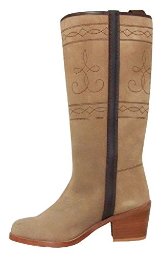 botosvalverde.es Women's 220 Serraje Afelpado Arena Boots beige sand BotPb