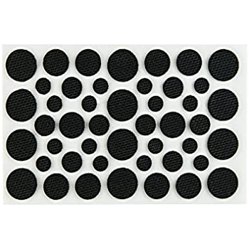 Light Duty Non Slip Rubber Protector Pads 10 Sheets 46