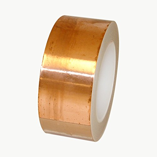 (JVCC CFL-5CA Copper Foil Tape (Conductive Adhesive): 2 in. x 36 yds. (Copper))
