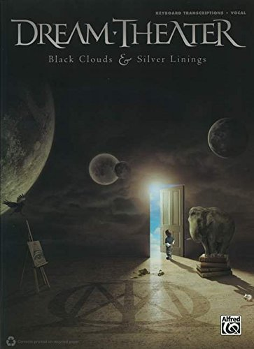 - Dream Theater: Black Clouds & Silver Linings: Keyboard Transcriptions, Vocals
