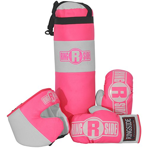 Ringside Kids Boxing Set (2-5 Year Old), Pink, One Size