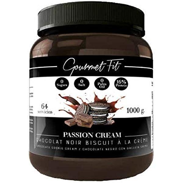 Gourmet Fit Passion Cream con Proteina - 1 Kg Chocolate negro ...