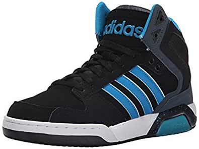 Amazon.com | adidas Men's BB9TIS Rubber, Black/Solar Blue