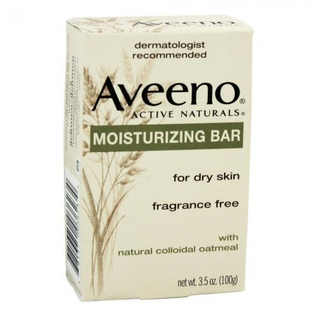 - AVEENO Active Naturals Moisturizing Bar Fragrance Free 3.5 OZ - Buy Packs and SAVE (Pack of 3)
