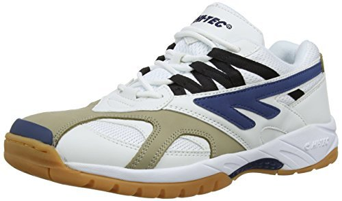 HI-TEC Adrenalin Pro Men's Indoor Court Shoe (9.5)