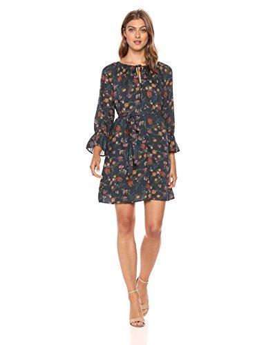 Brand Damen Multi Kleid 7W91133 Lucky wpqST8BxS