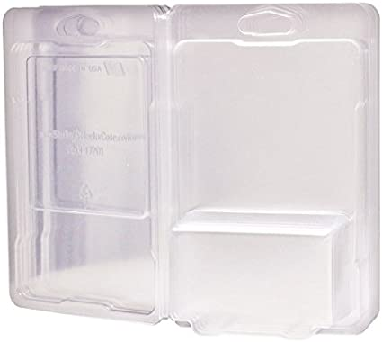 Clear 3-Pack Hot Cases Storage for Hot Wheels /& Matchbox