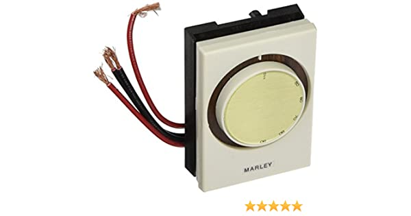 Marley T200 Qmark Electric Line Voltage Wall Thermostat, COLOR - Heaters -  Amazon.comAmazon.com