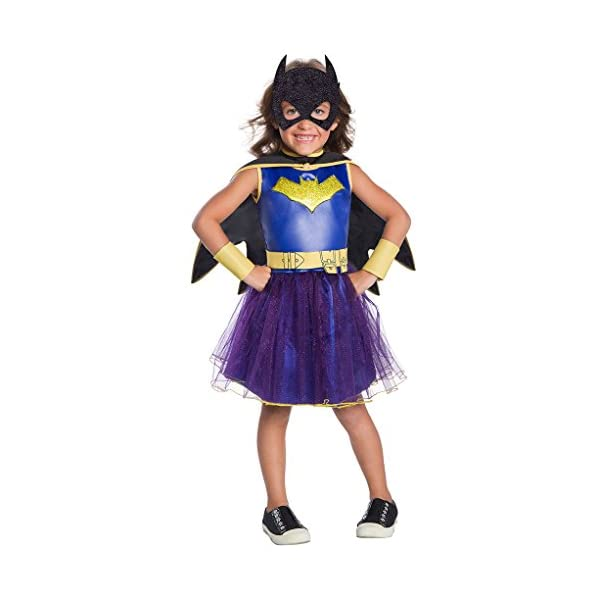 Faerynicethings Child Size Deluxe Batgirl Costume Superhero 3 Sizes