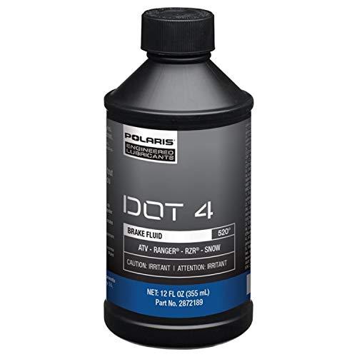 Polaris New OEM Brake Fluid Dot 4 2872189