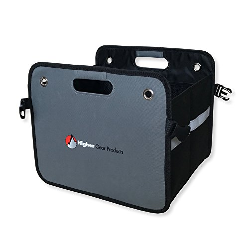 Organizer Reinforced Handles Interior Collapsible product image