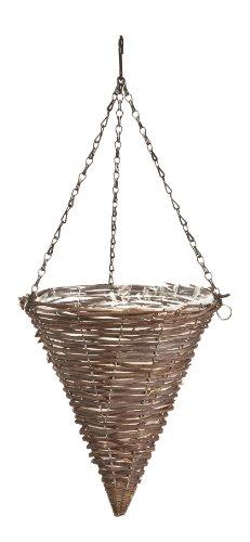 hanging cone planter - 7