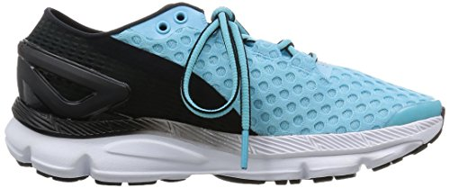 Under Armour Frauen SpeedForm Gemini 2 Himmelblau / Schwarz / Harmony Rot
