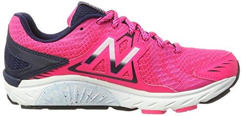 Deportivas White 670v5 para New Zapatillas Rosa Balance para Mujer Interior Pink qTA7tpw