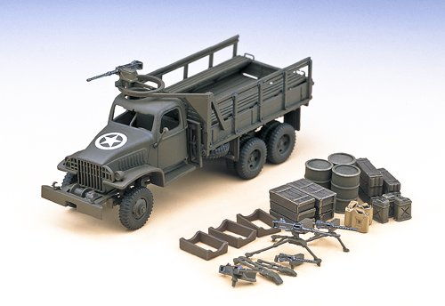 Academy U.S. 2.5 Ton Cargo Truck and (Cargo Truck)
