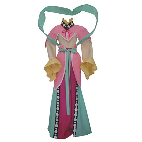 AGLAYOUPIN Anime Ren Kougyoku Cosplay Costume Outfit
