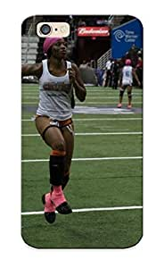 Forever Collectibles Lfl Football Legends Sexy Babe Cheerleader (63) Hard Snap-on Iphone 6 Case With Design Made As Christmas's Gift