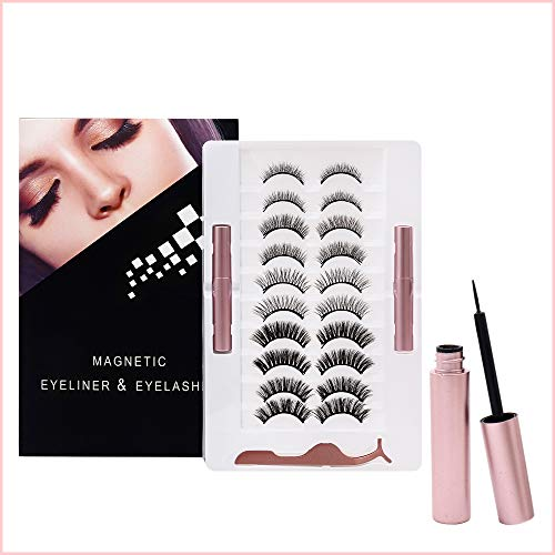 Reusable Magnetic Eyelashes