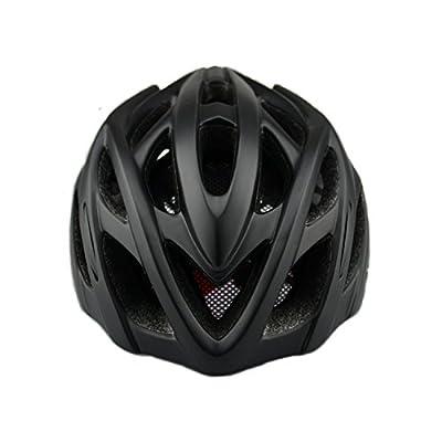 Équipement, de, cyclisme, cheval, chevaucher, a,, casque, casque, de, vélo, Nero, Nemesis