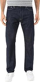 Levi's Mens Men's 513¿ Slim Straight Fit Bastion Jeans