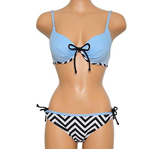 YUPE Hot spring Badeanzug Paar Bikini war dünn Badeanzug Bundring Badeanzug Frau