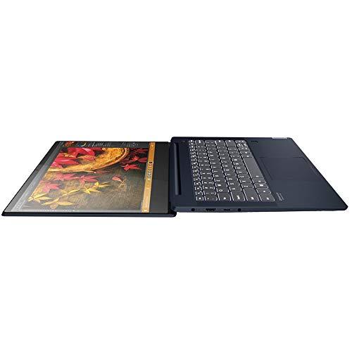 "Lenovo IdeaPad S540 14"" Touch-Screen i7-10510U 12GB 512GB SSD Laptop 81V00003US - Abyss Blue"