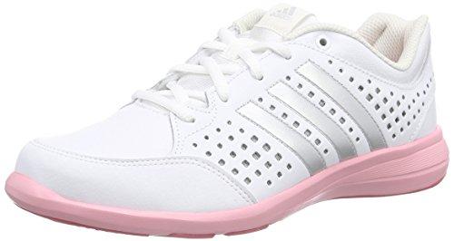 Iii Rosa Plata Cross Blanco Adidas Zapatillas Training Arianna Para De Mujer BAxqwPFU