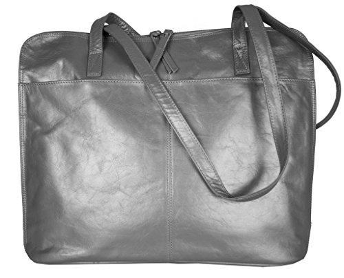 latico-slim-porter-shoulder-bag-metallic-grey-one-size