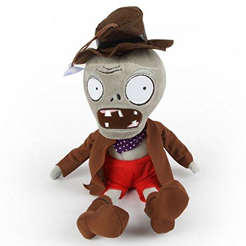 Shalleen Plants Vs Zombies 2 Series Plush Toy Cowboy Zombie (Unikitty Plush)